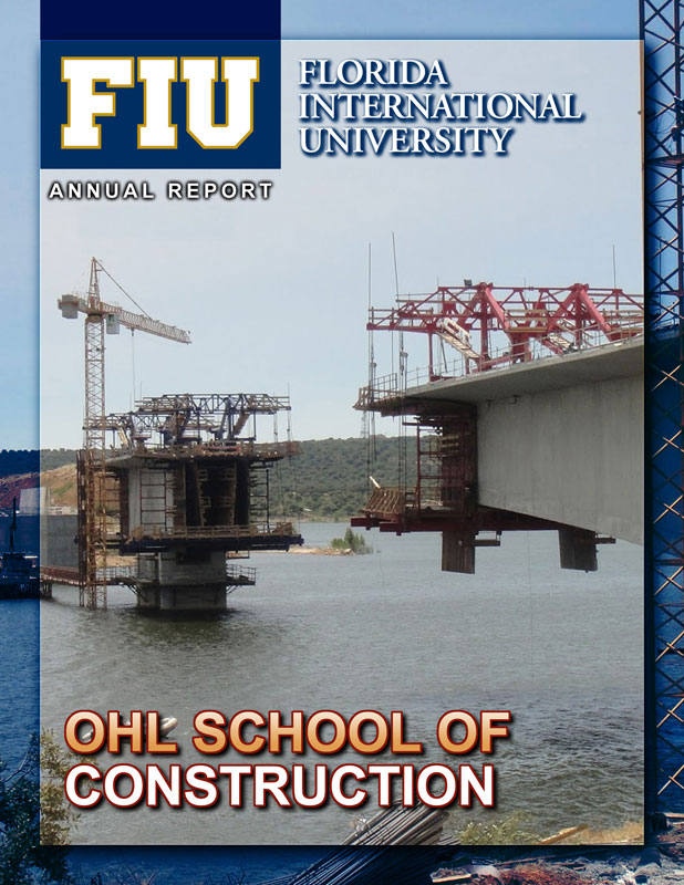 FIU Construction Management Annual Report 2012-13