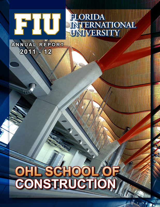 FIU Construction Management Annual Report 2011-12