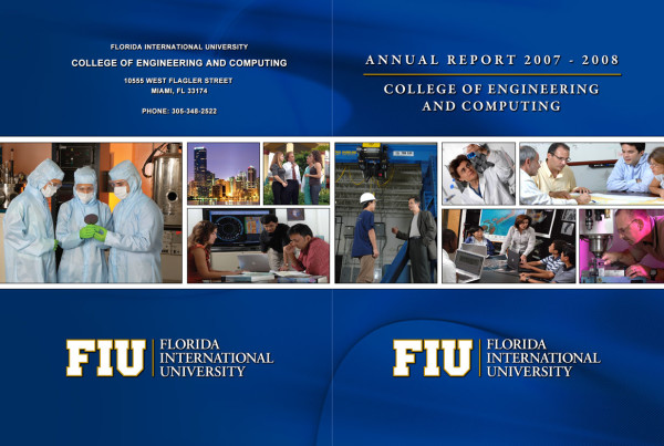 FIU CEC Annual Report 2007-2008