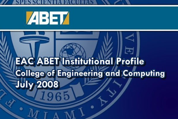 FIU Engineering and Computing